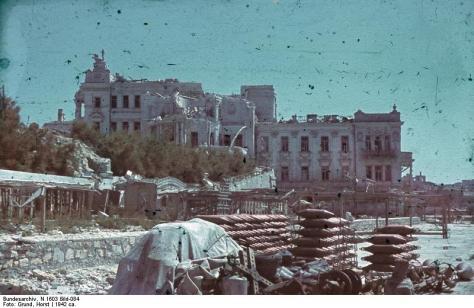 Jailagebirge, Jalta, Promenade, Hafen