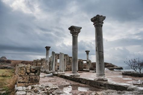 Chersonesos_columns