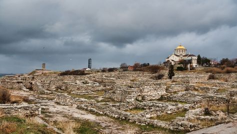 Chersonesos_ruins