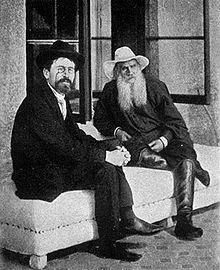 tolstoi chekhov
