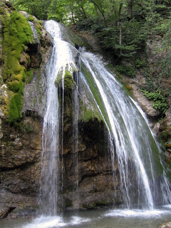vodopad molodosti